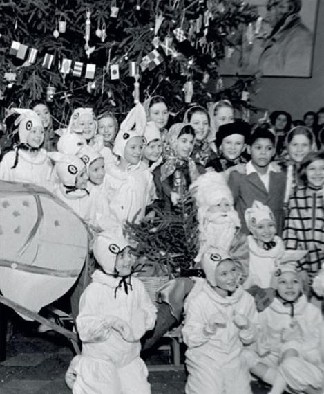 Фото из архива Кремлевской елки